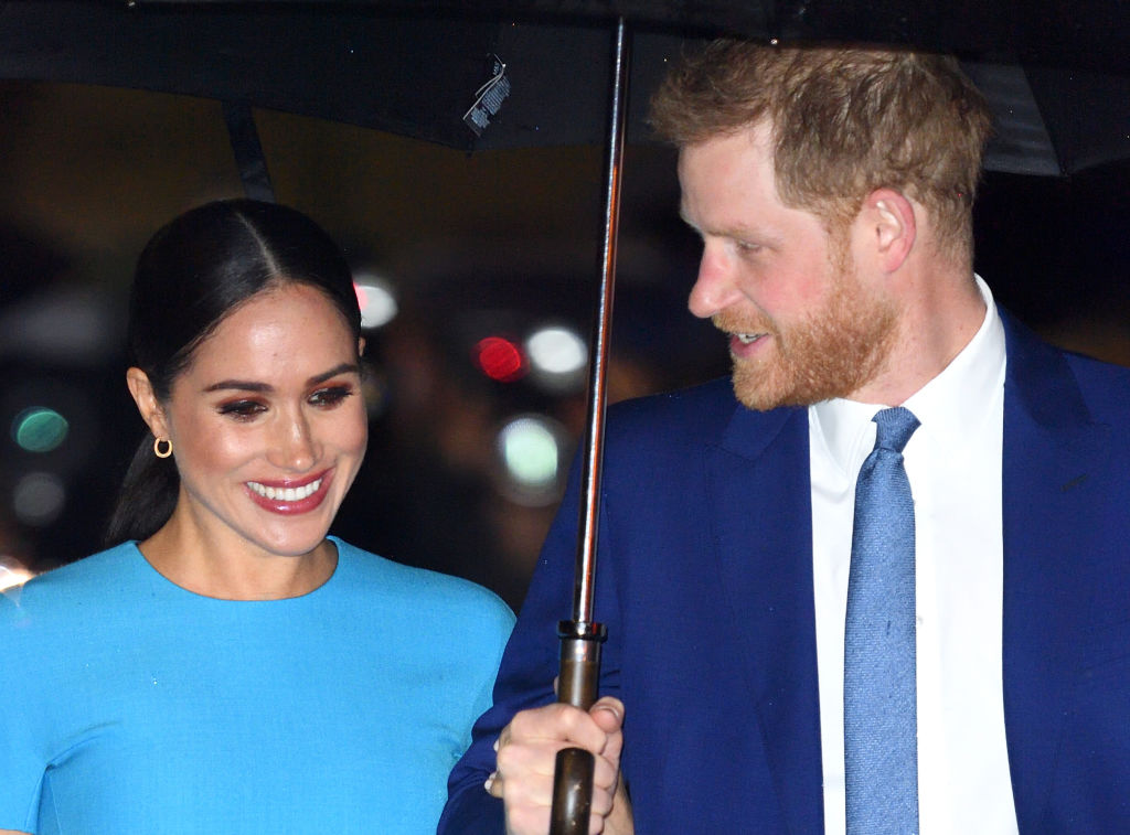 Endeavour Fund Awards Meghan Markle