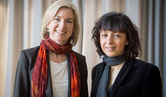 Először kapta a kémiai Nobel-díjat két nő