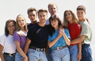 Így ünnepelték a szereplők a 30 éves Beverly Hills 90210-et