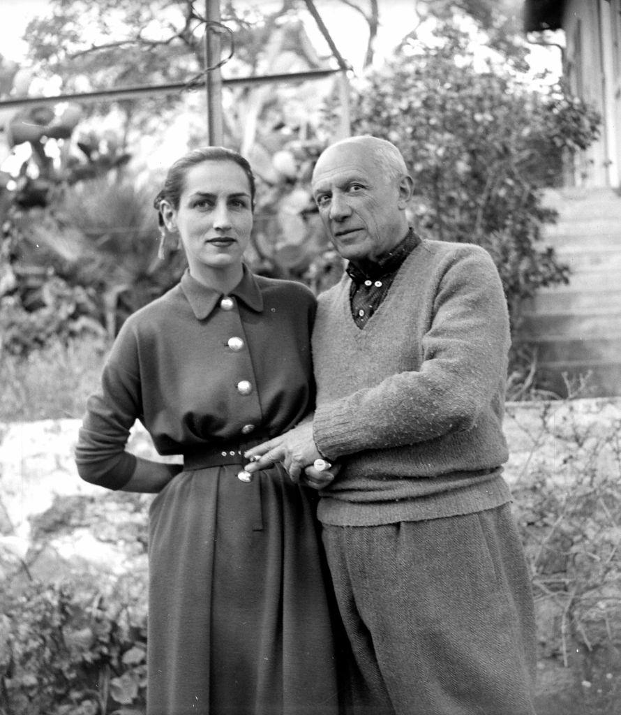 Pablo-Picasso -Francoise-Gillot