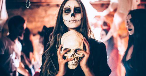 Öt rémesen egyszerű smink halloweenra egyenesen a YouTube-ról