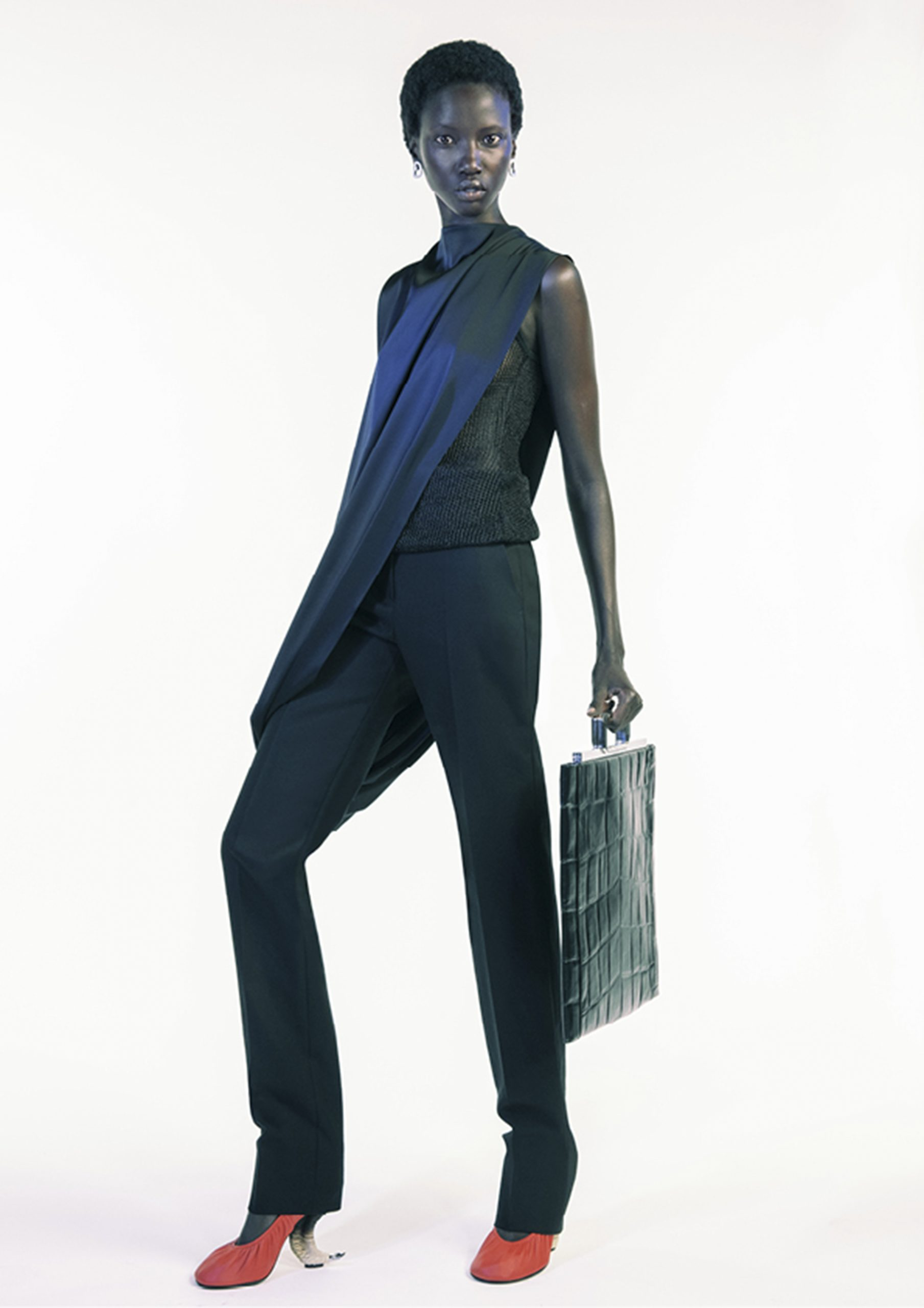 27. kép: Párizsi divathét - 2021 tavasz-nyár - ready to wear - Givenchy