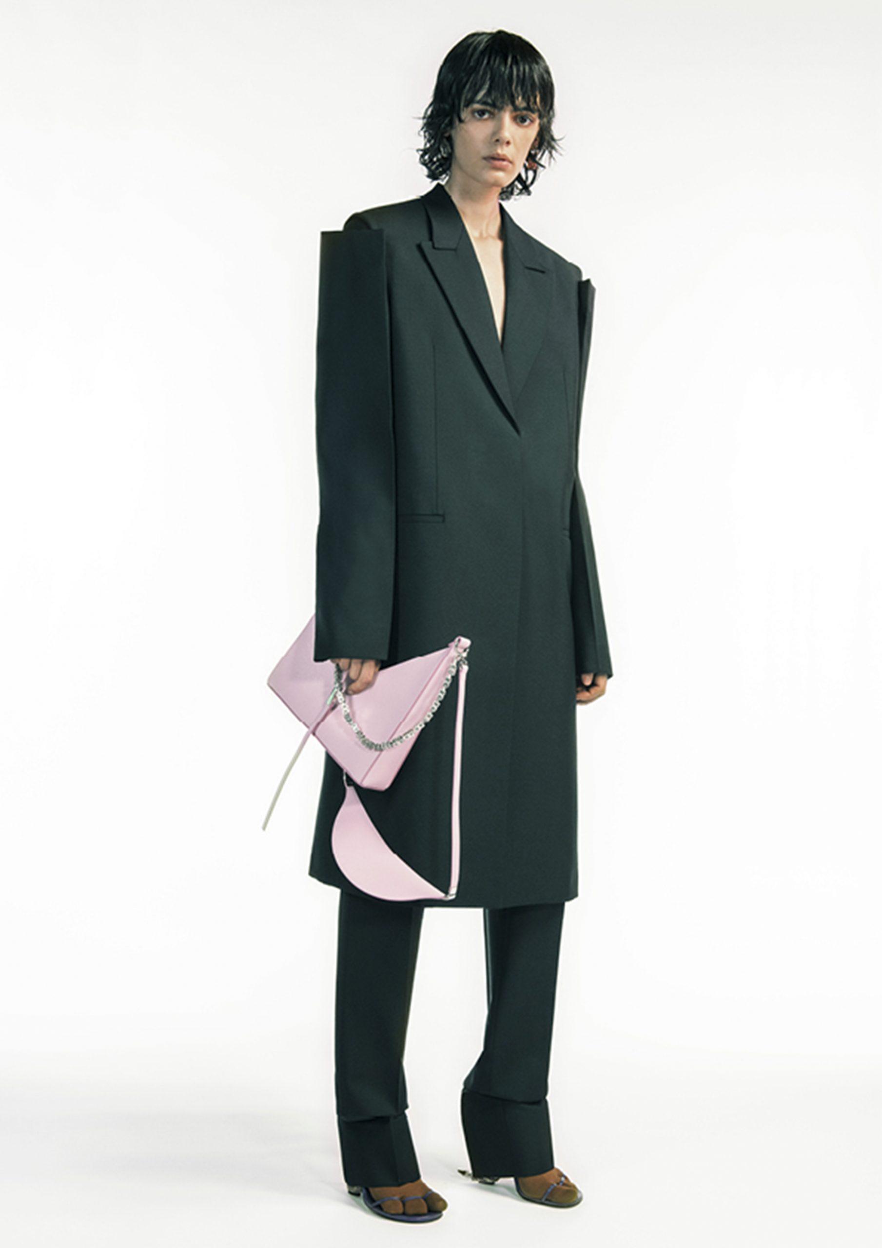 26. kép: Párizsi divathét - 2021 tavasz-nyár - ready to wear - Givenchy