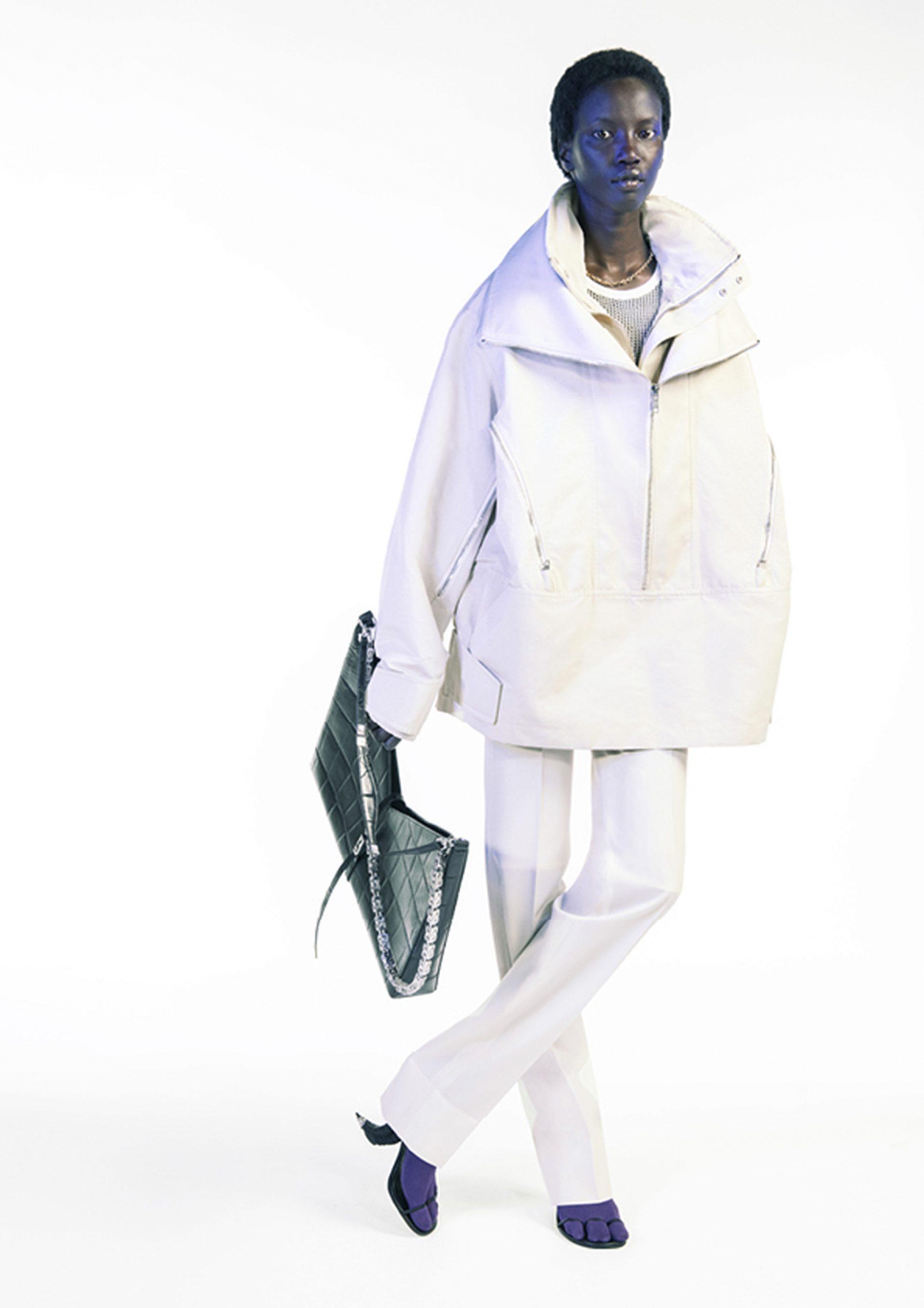 22. kép: Párizsi divathét - 2021 tavasz-nyár - ready to wear - Givenchy
