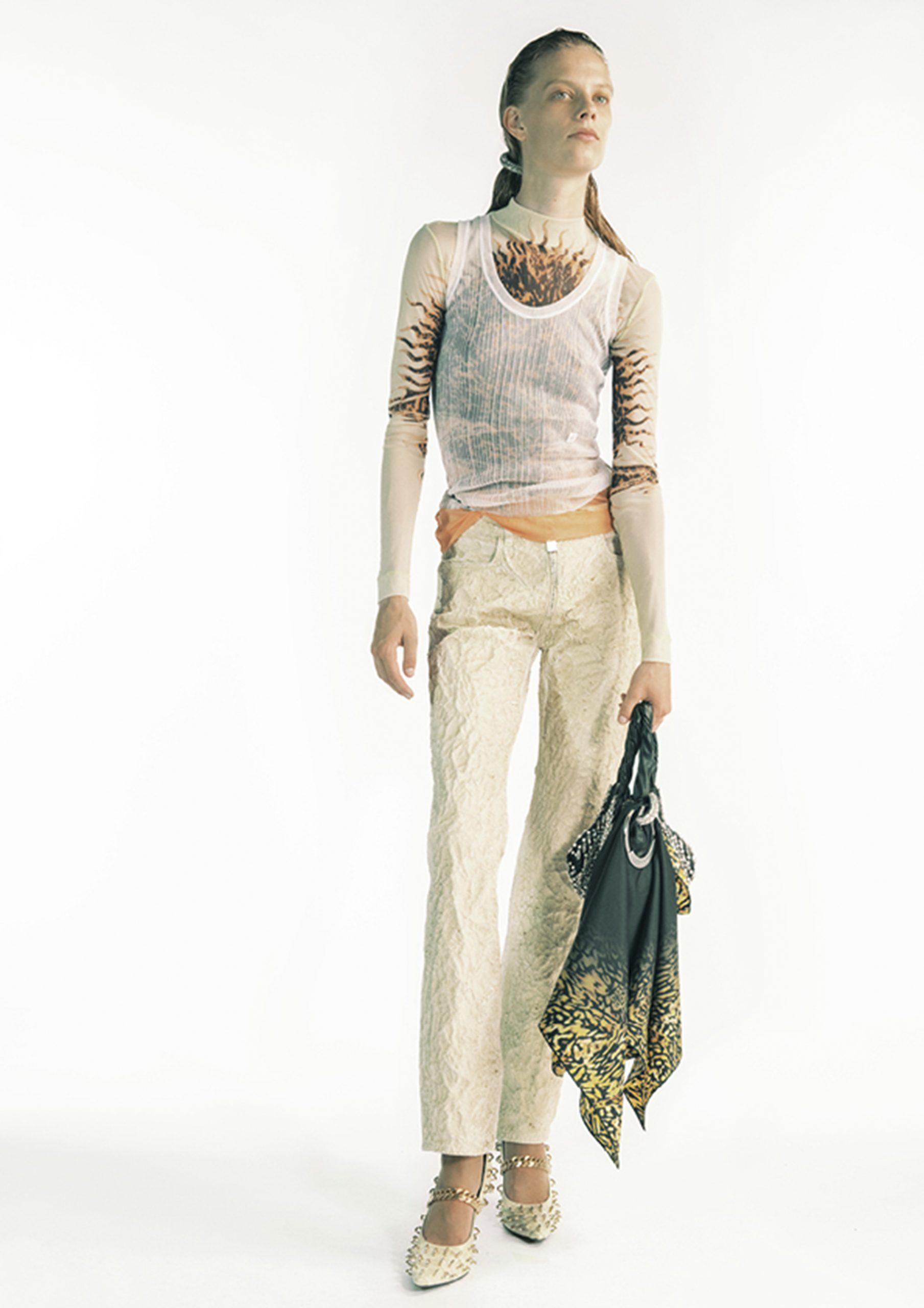 10. kép: Párizsi divathét - 2021 tavasz-nyár - ready to wear - Givenchy