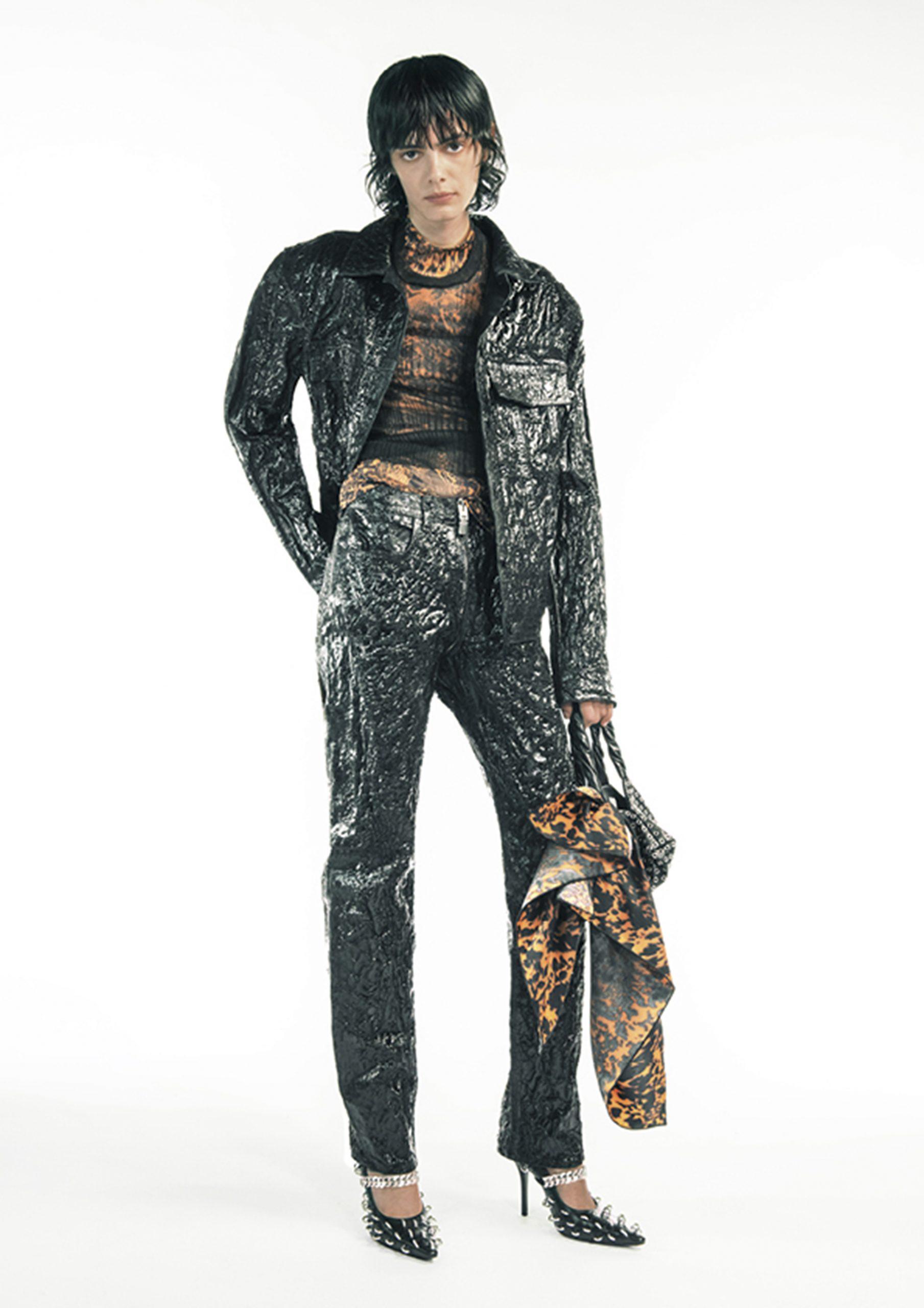 9. kép: Párizsi divathét - 2021 tavasz-nyár - ready to wear - Givenchy