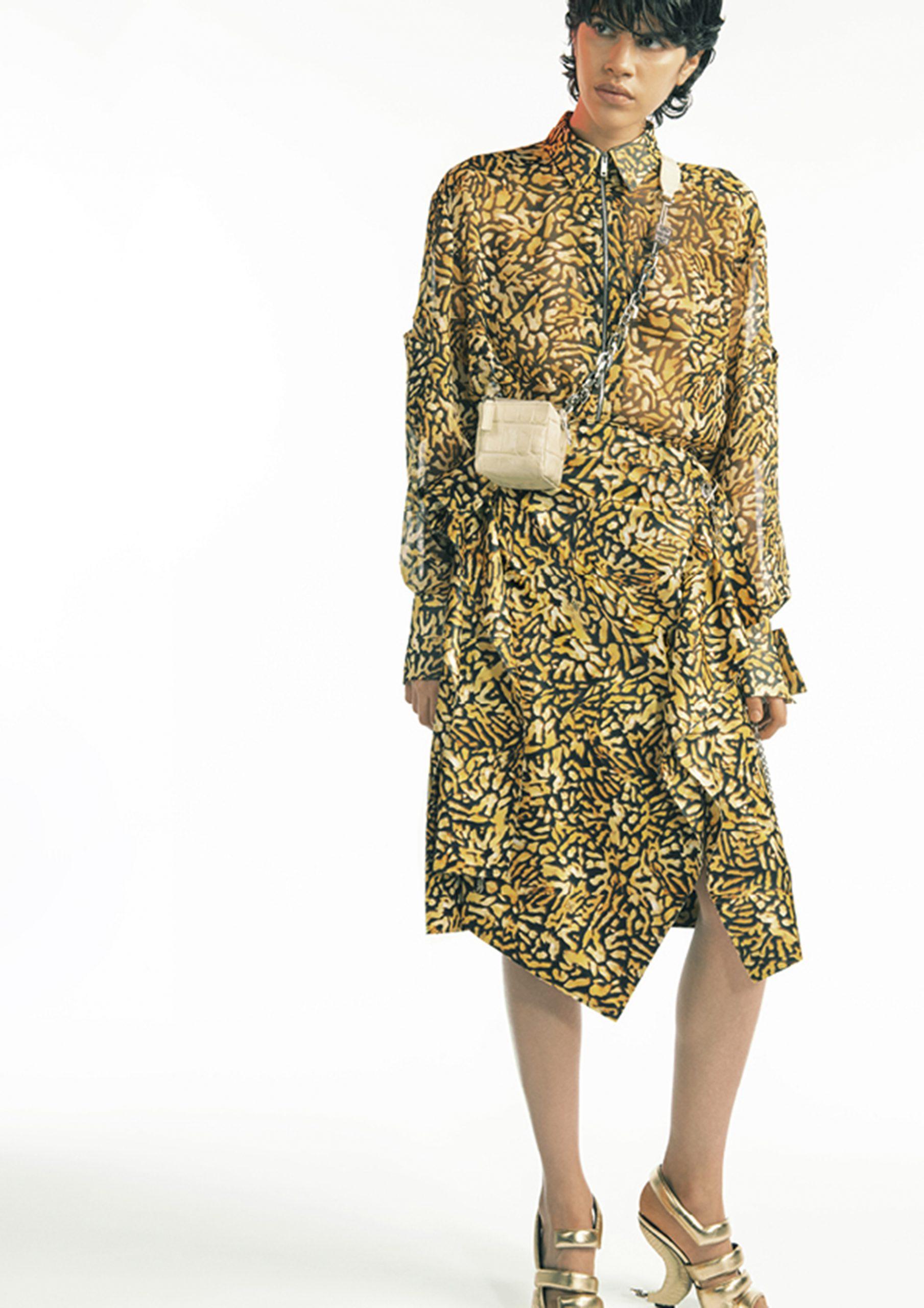 8. kép: Párizsi divathét - 2021 tavasz-nyár - ready to wear - Givenchy