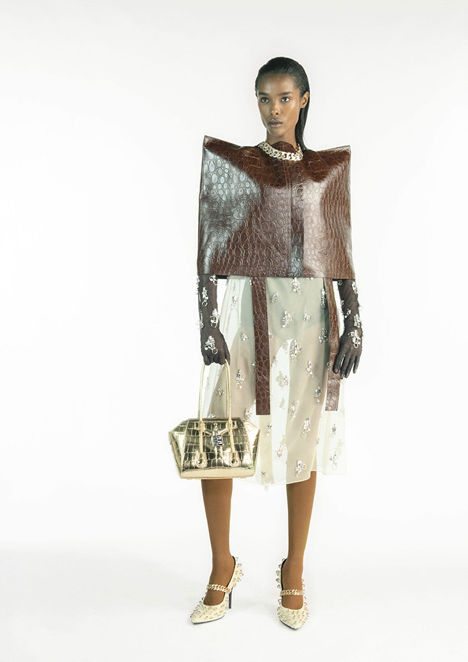 6. kép: Párizsi divathét - 2021 tavasz-nyár - ready to wear - Givenchy