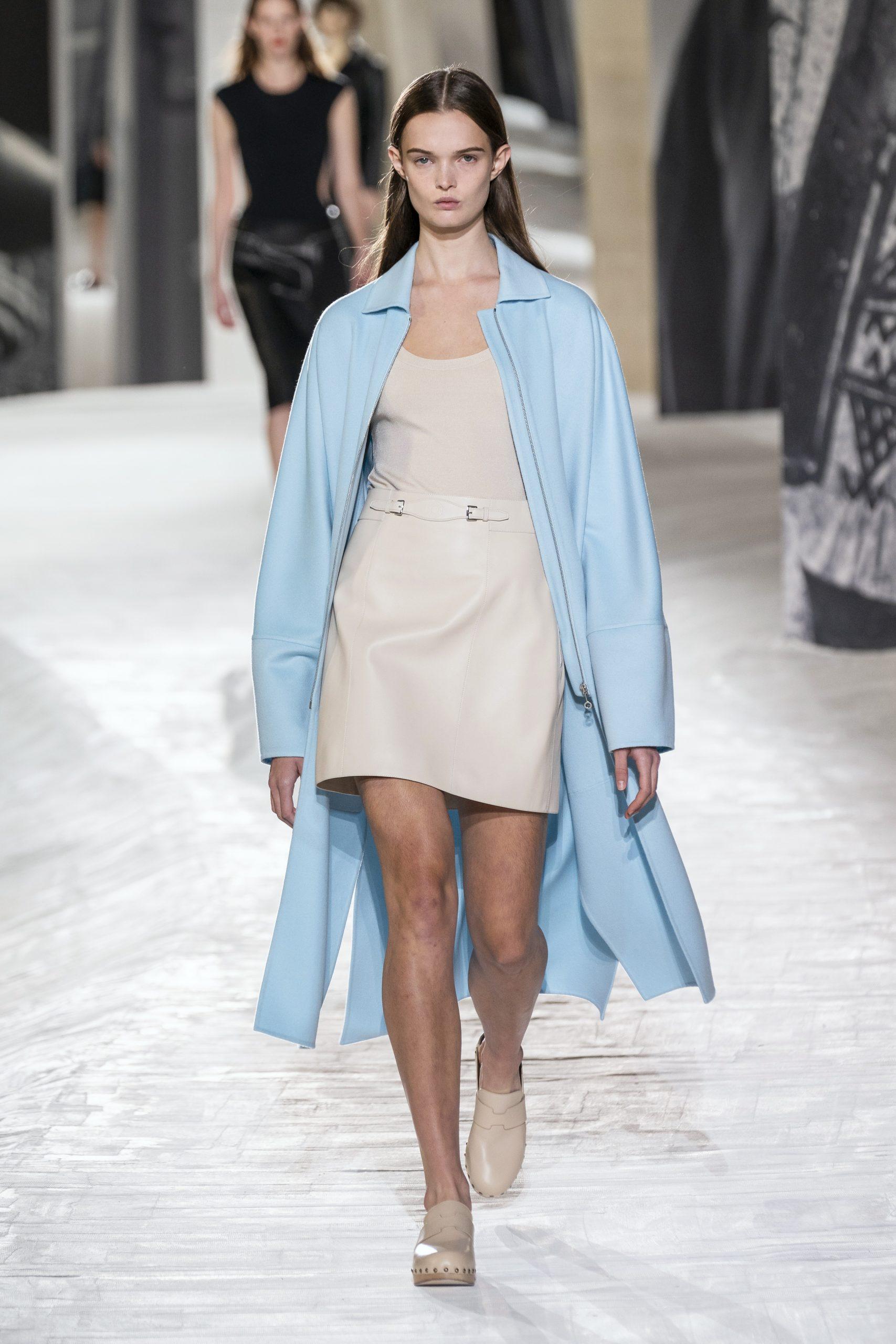 13. kép: Párizsi divathét - Hermès - 2021 tavasz-nyár - ready to wear