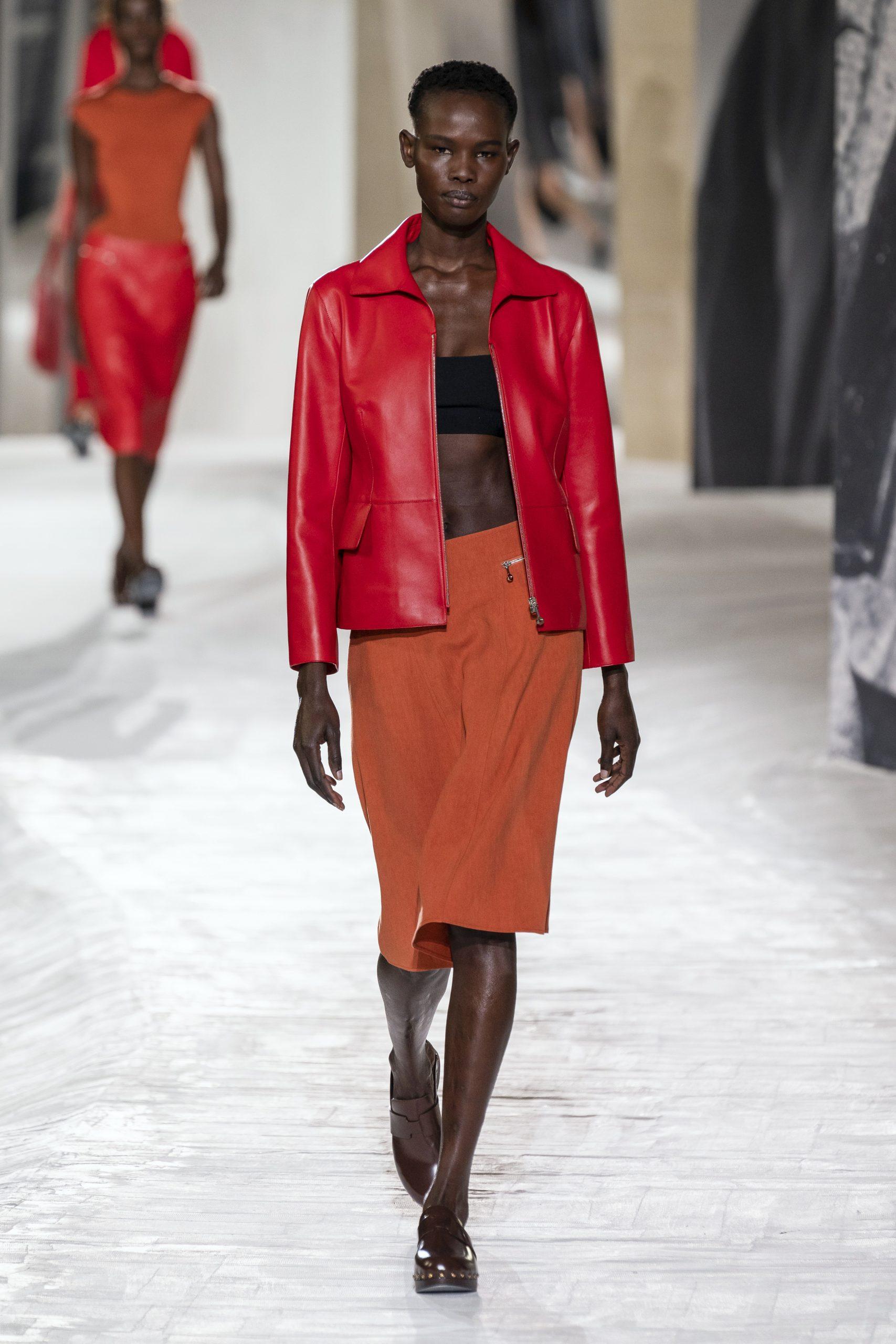 9. kép: Párizsi divathét - Hermès - 2021 tavasz-nyár - ready to wear