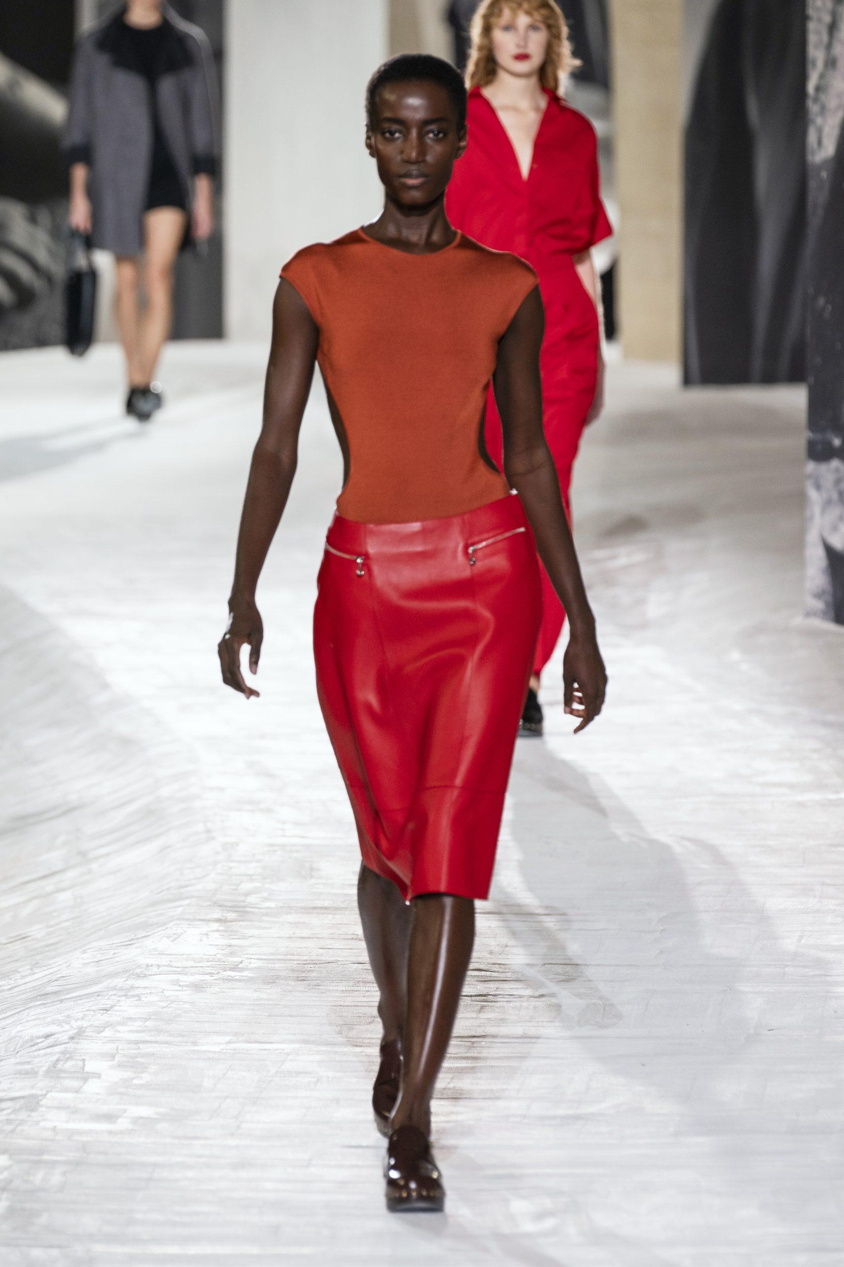 10. kép: Párizsi divathét - Hermès - 2021 tavasz-nyár - ready to wear