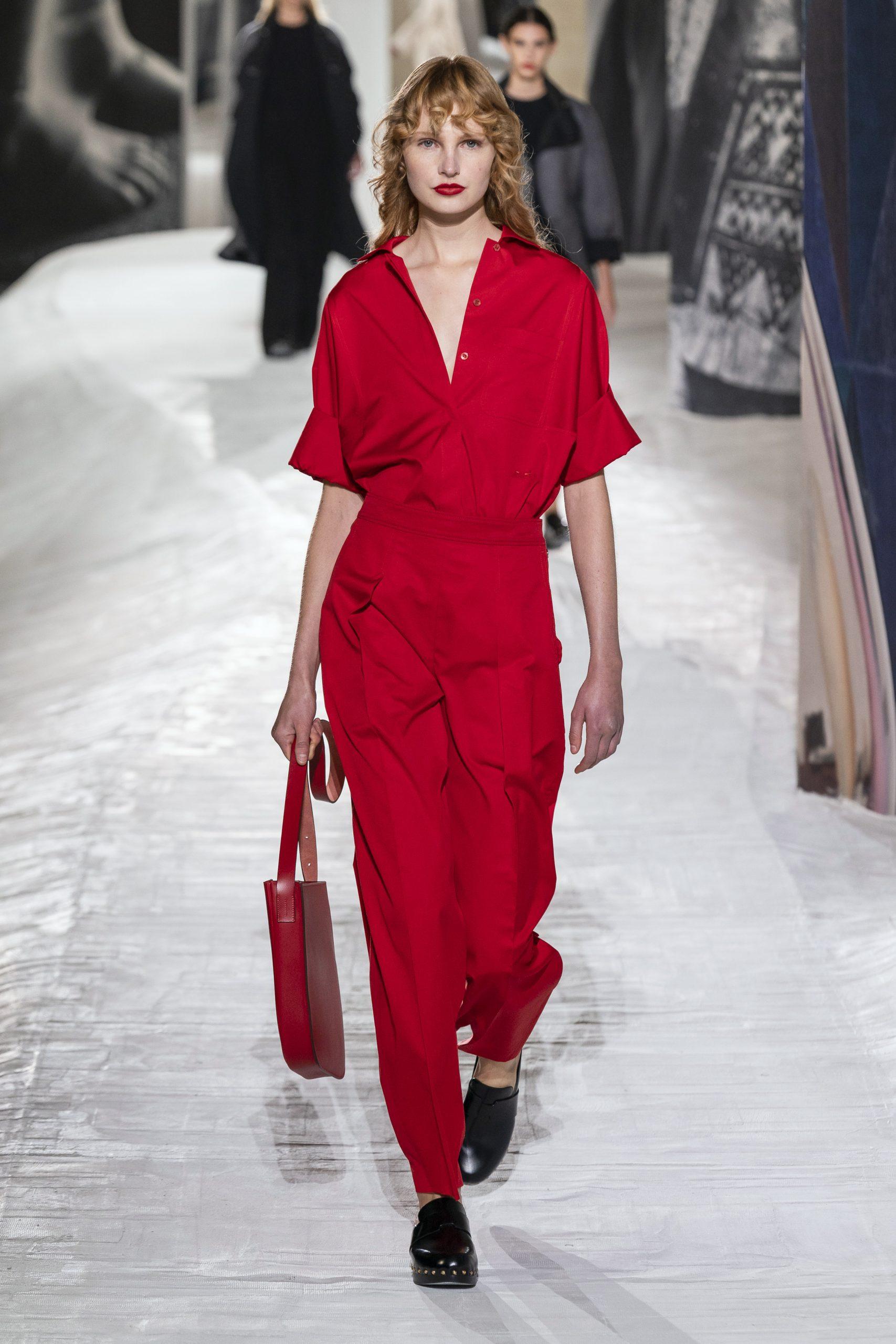 11. kép: Párizsi divathét - Hermès - 2021 tavasz-nyár - ready to wear