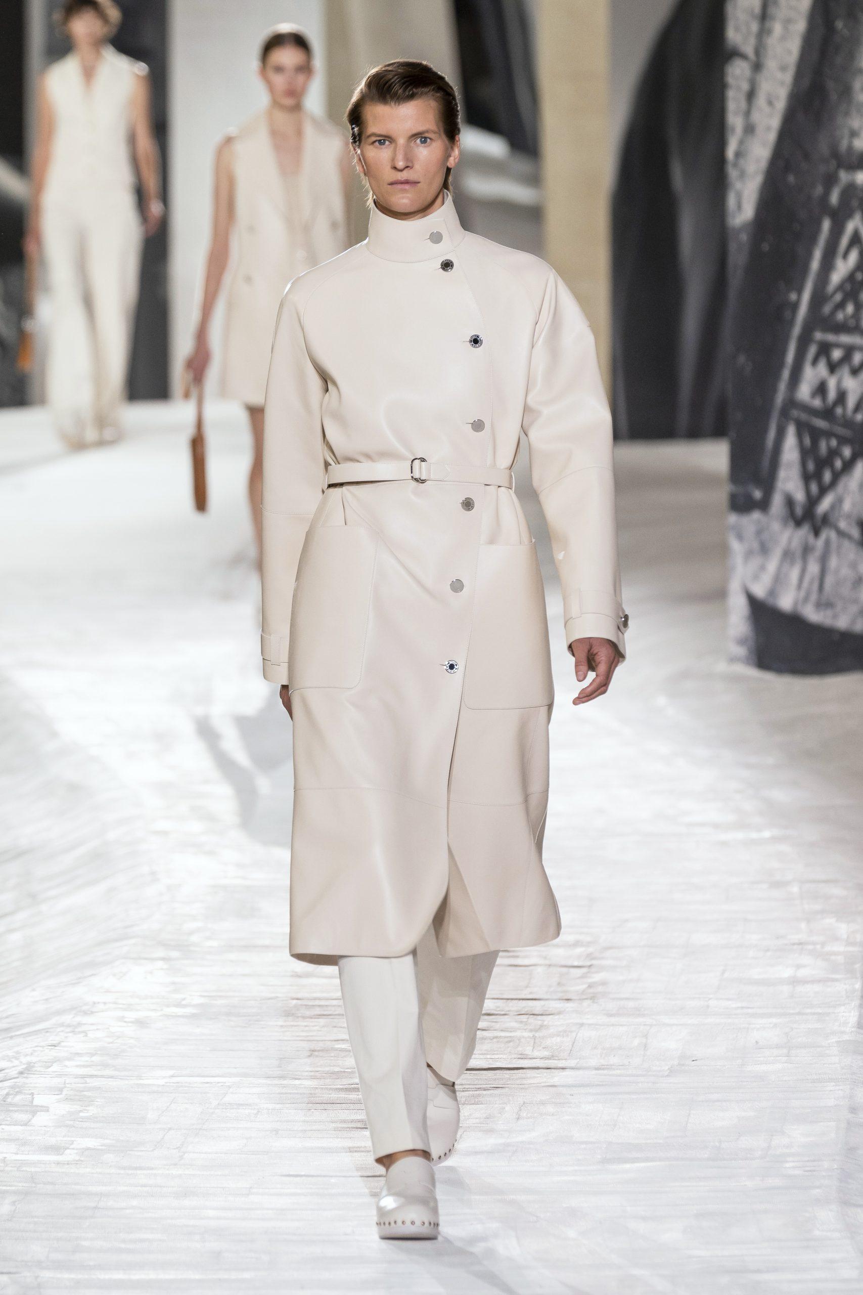 8. kép: Párizsi divathét - Hermès - 2021 tavasz-nyár - ready to wear