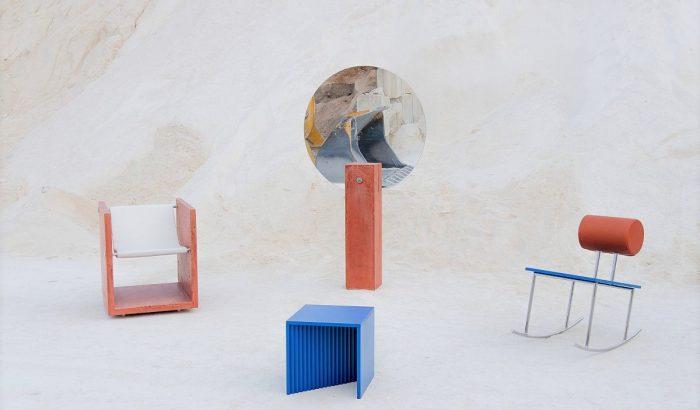 Londonban állítja ki posztmodern bútorait a magyar művész