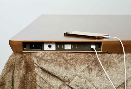 Hősugárzós íróasztal teszi kényelmessé a home office-t