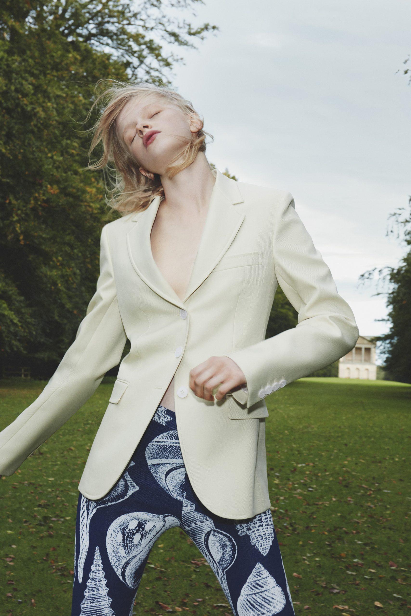 6. kép: Párizsi divathét - 2021-es tavaszi-nyári ready to wear kollekció - Stella McCartney