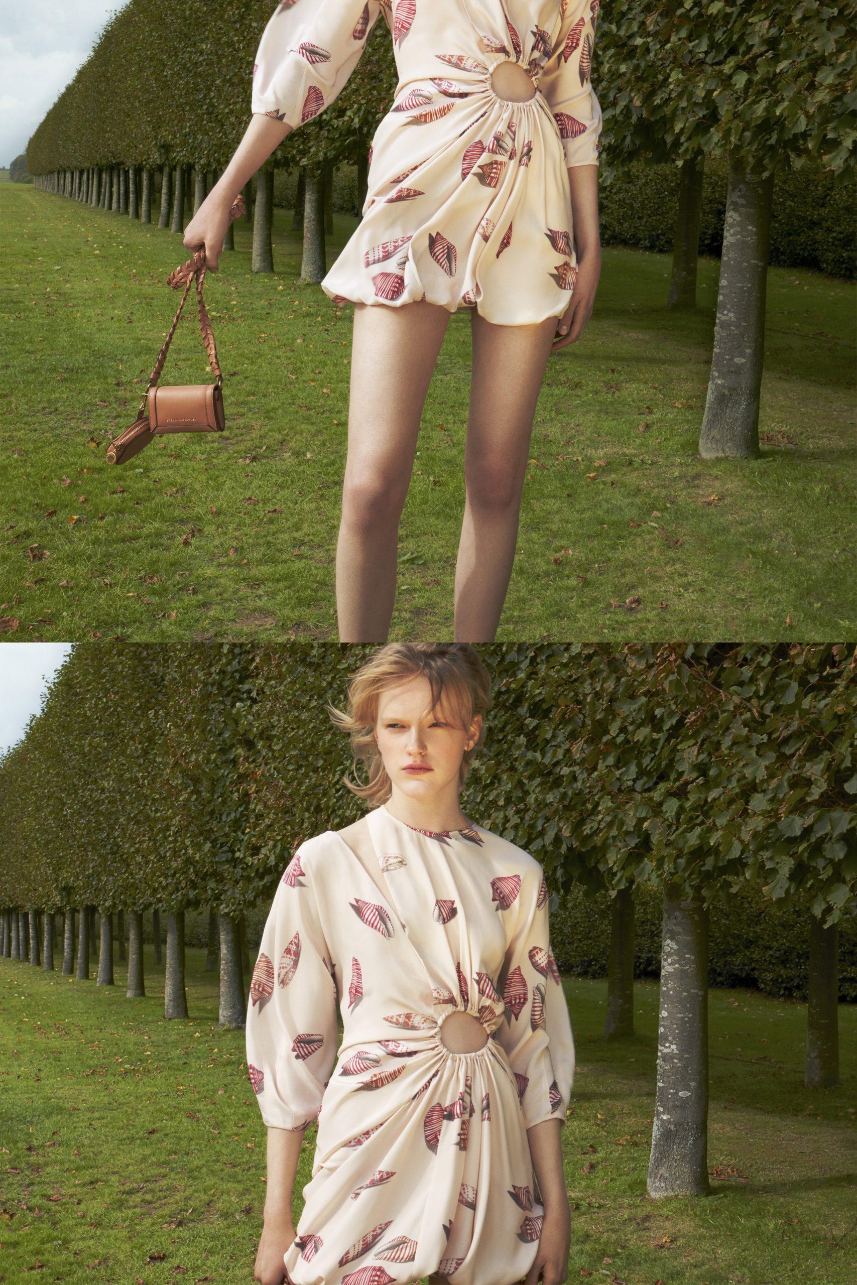19. kép: Párizsi divathét - 2021-es tavaszi-nyári ready to wear kollekció - Stella McCartney