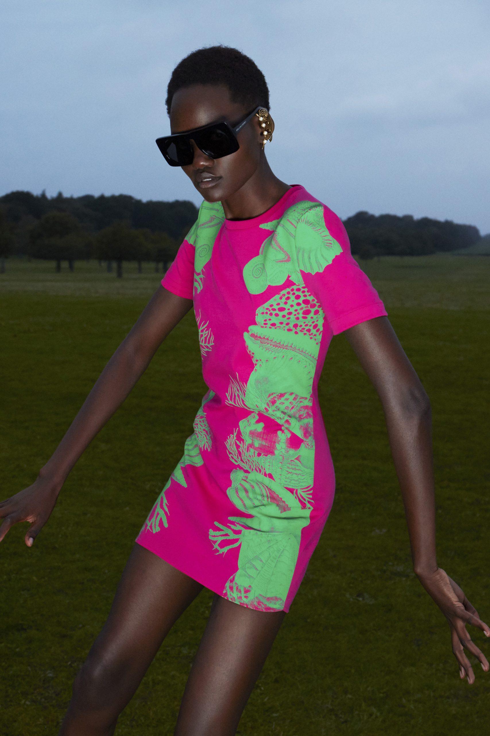 20. kép: Párizsi divathét - 2021-es tavaszi-nyári ready to wear kollekció - Stella McCartney
