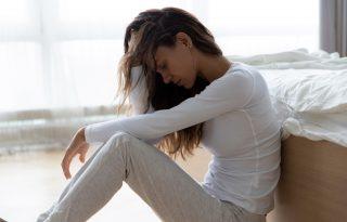 Hamar sírva fakadsz? Lehet, hogy neked is PMS-ed van! (x)