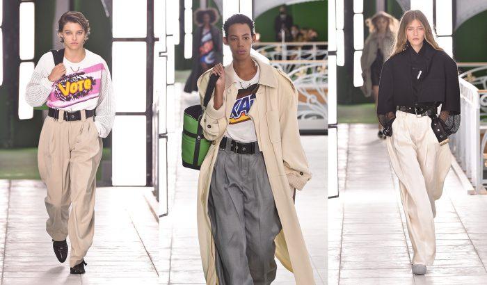 A Louis Vuitton újra divatba hozza az egyik legkényelmesebb ruhadarabot