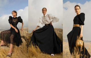 A párizsi divathét után tavasszal újra divatba jön a fekete