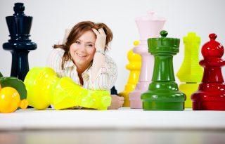 A munkám a szenvedélyem: Polgár Judit nemzetközi sakknagymester, sakkolimpiai bajnok