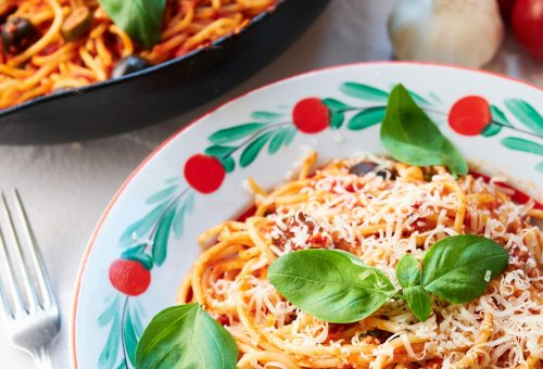 Autentikus olasz tésztarecept – Spaghetti alla Puttanesca