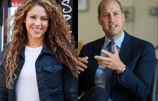 Különös szövetség: Shakira és Vilmos herceg együtt menti meg a bolygót
