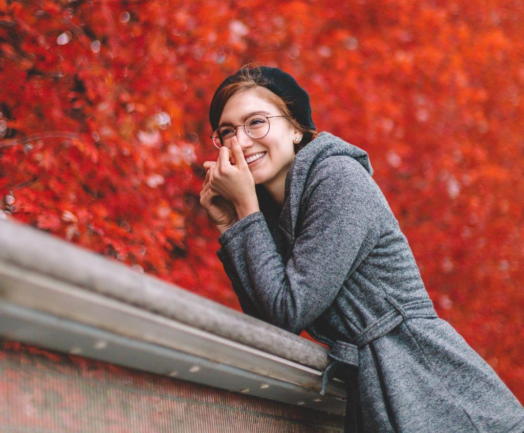 ősz nő szépségápolás bőrápolás