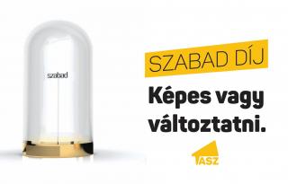 Magyarország legszabadabb emberét keresi a Társaság a Szabadságjogokért!