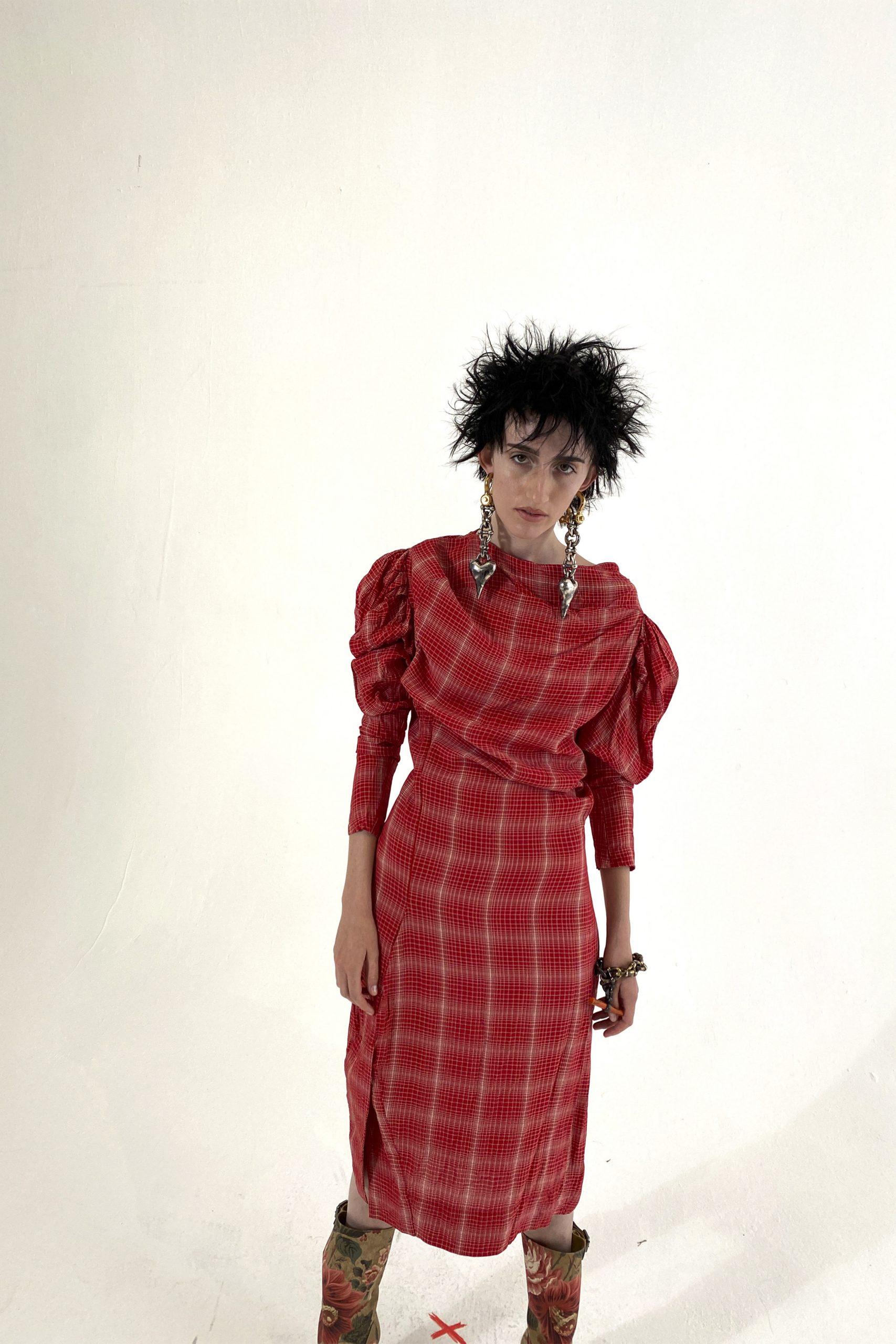 2. kép: Párizsi divathét - Andreas Kronthaler for Vivienne Westwood - 2021 tavasz-nyár - ready to wear