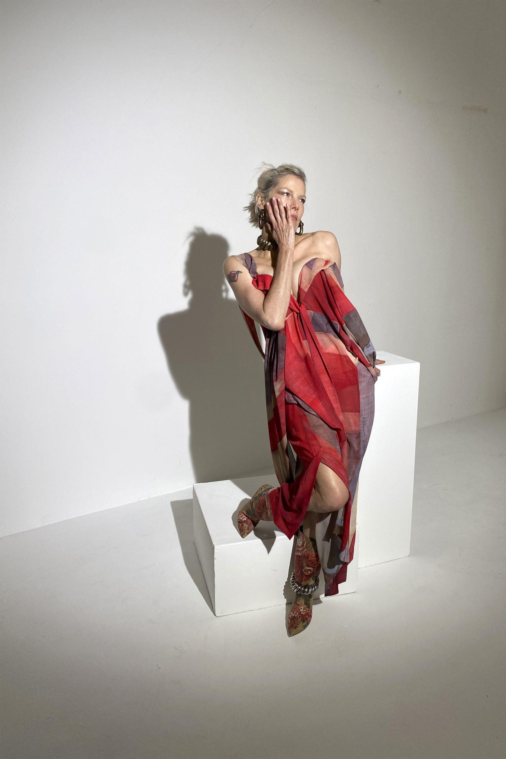 4. kép: Párizsi divathét - Andreas Kronthaler for Vivienne Westwood - 2021 tavasz-nyár - ready to wear
