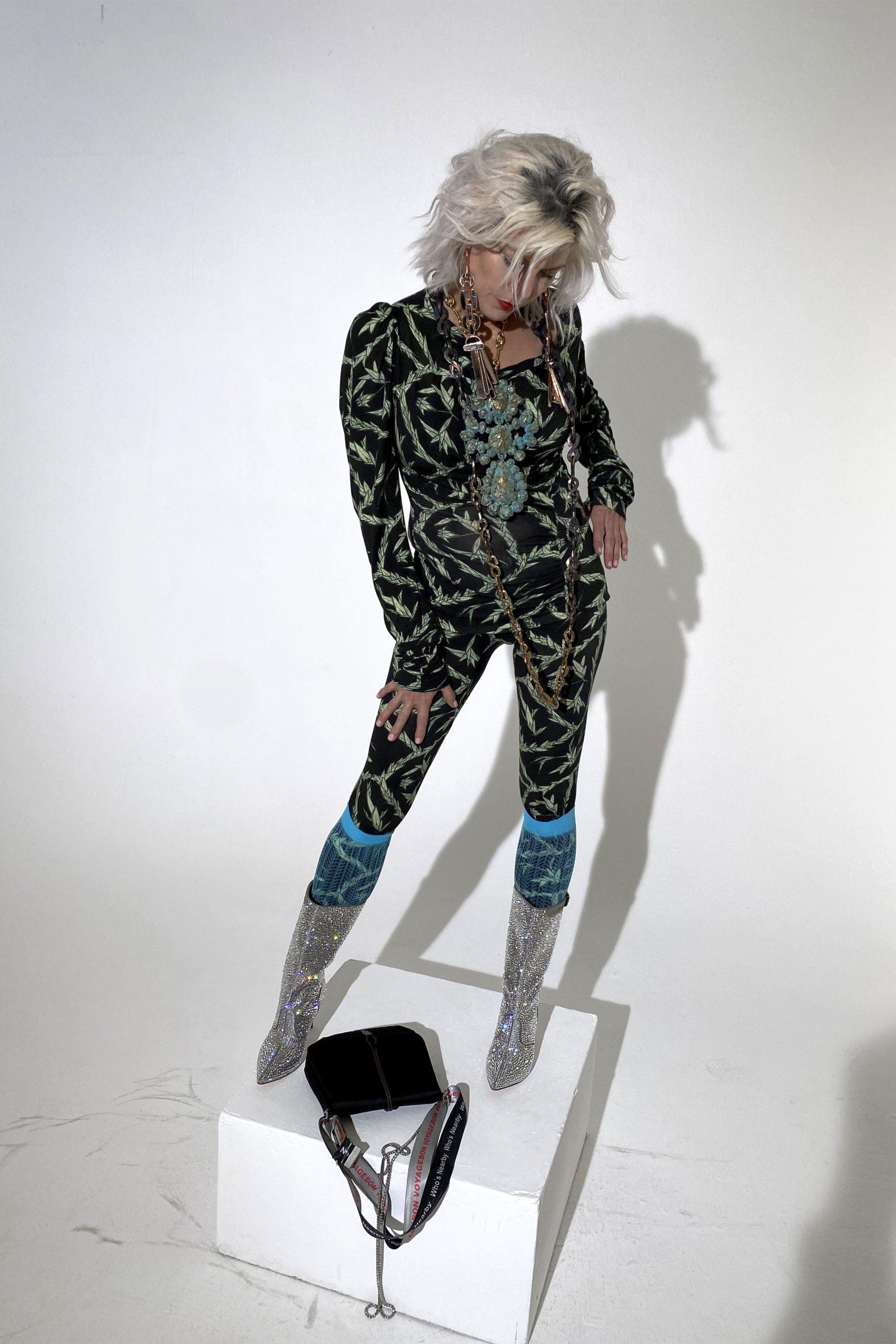 8. kép: Párizsi divathét - Andreas Kronthaler for Vivienne Westwood - 2021 tavasz-nyár - ready to wear