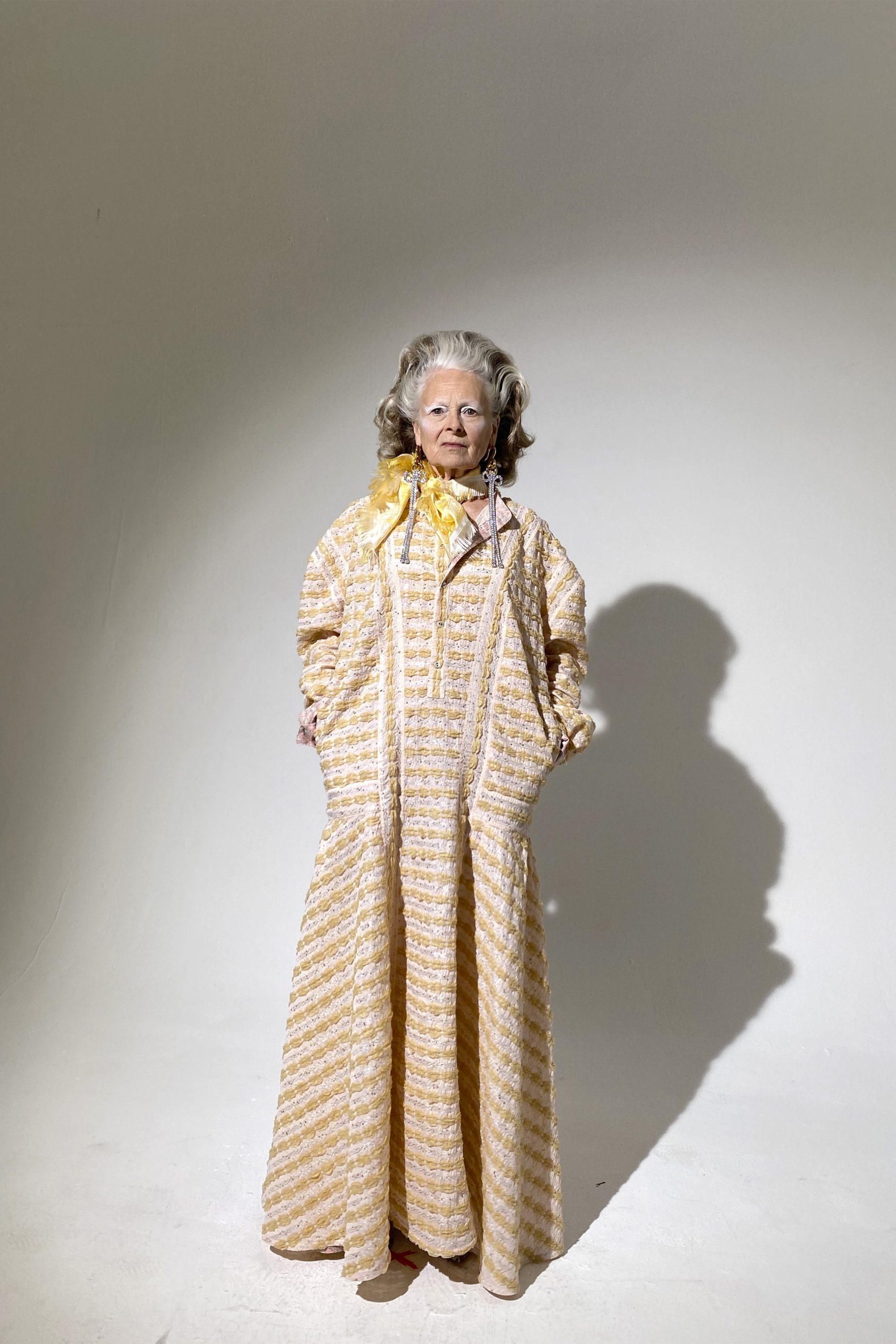 10. kép: Párizsi divathét - Andreas Kronthaler for Vivienne Westwood - 2021 tavasz-nyár - ready to wear