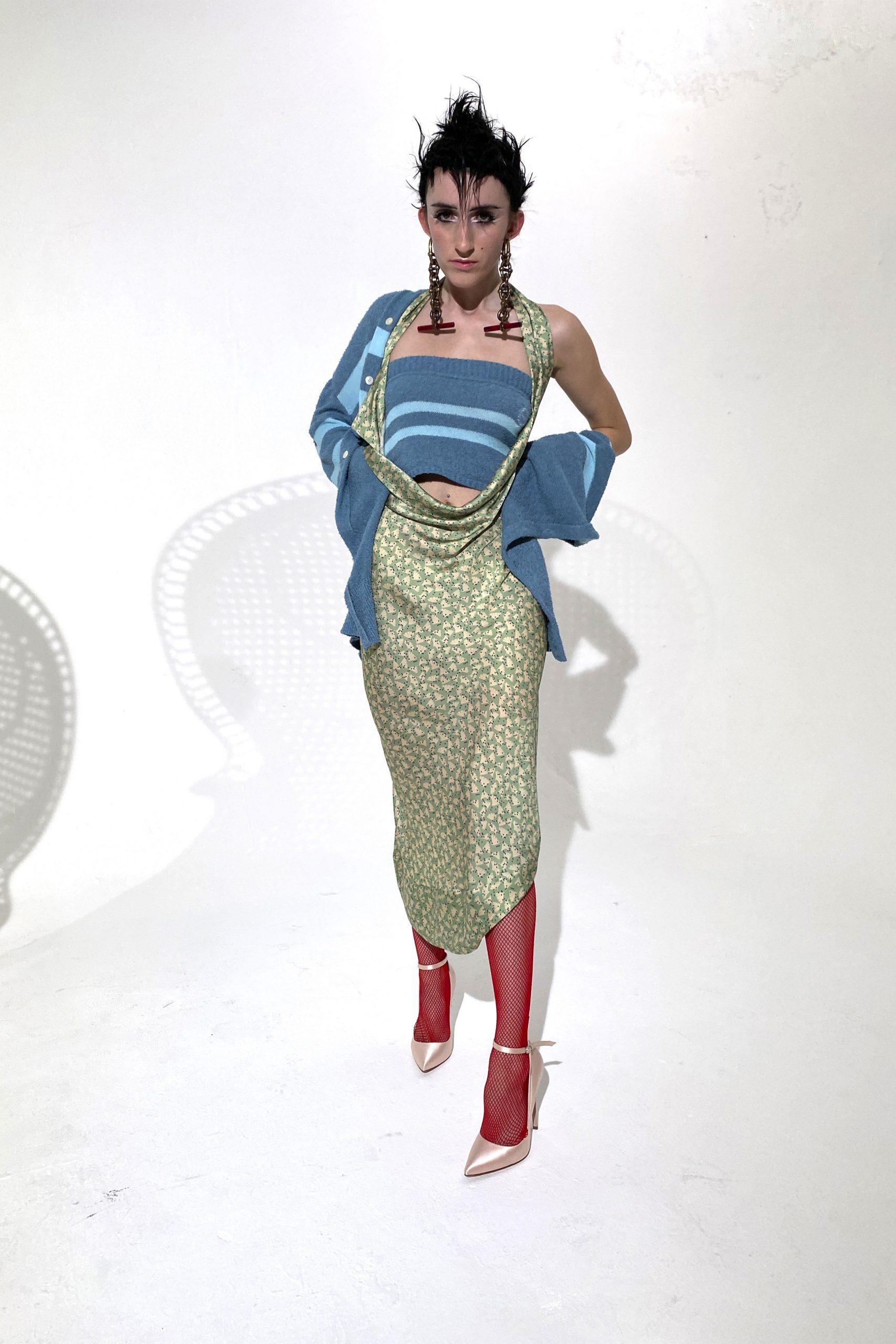 16. kép: Párizsi divathét - Andreas Kronthaler for Vivienne Westwood - 2021 tavasz-nyár - ready to wear
