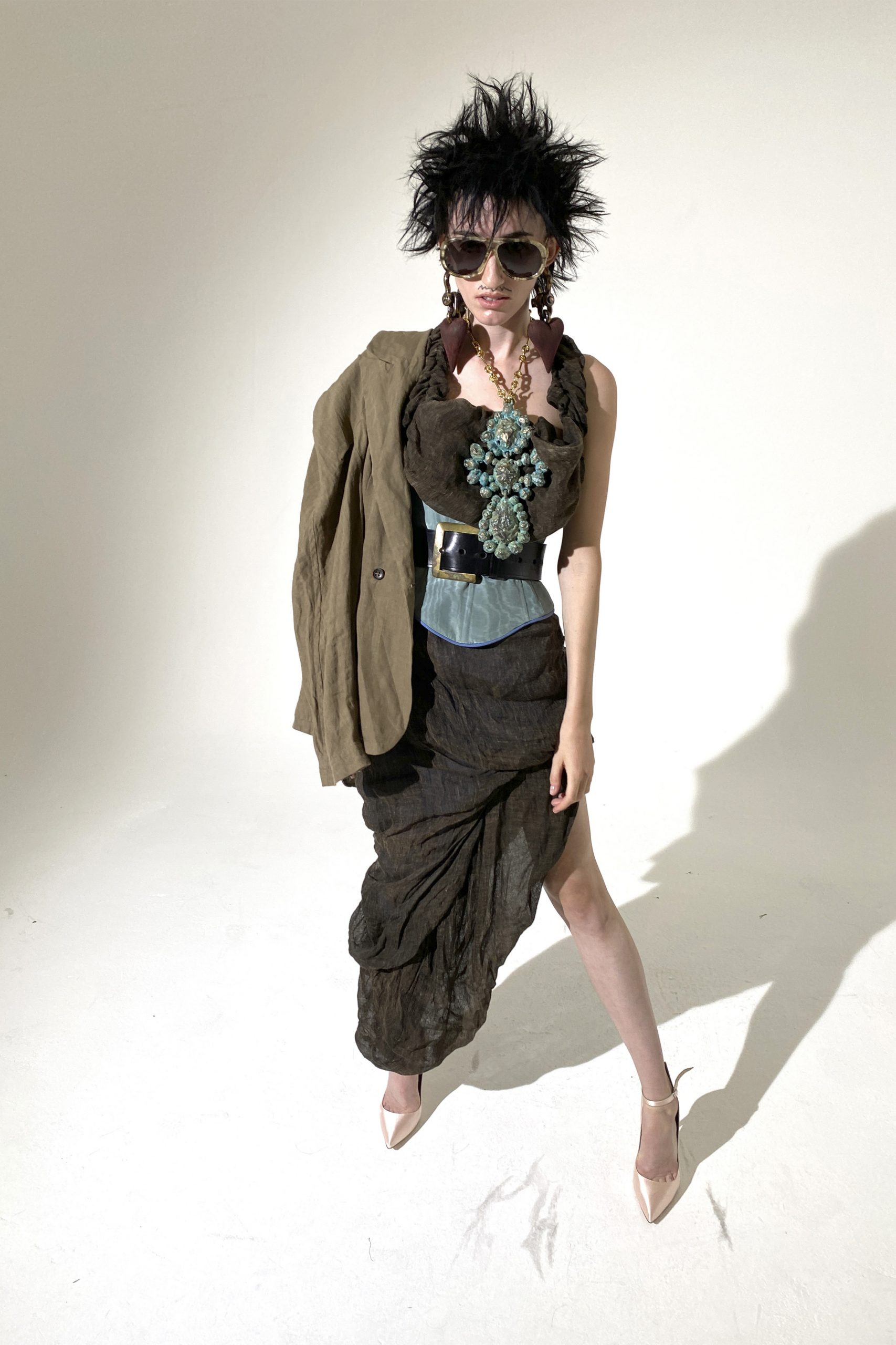 19. kép: Párizsi divathét - Andreas Kronthaler for Vivienne Westwood - 2021 tavasz-nyár - ready to wear