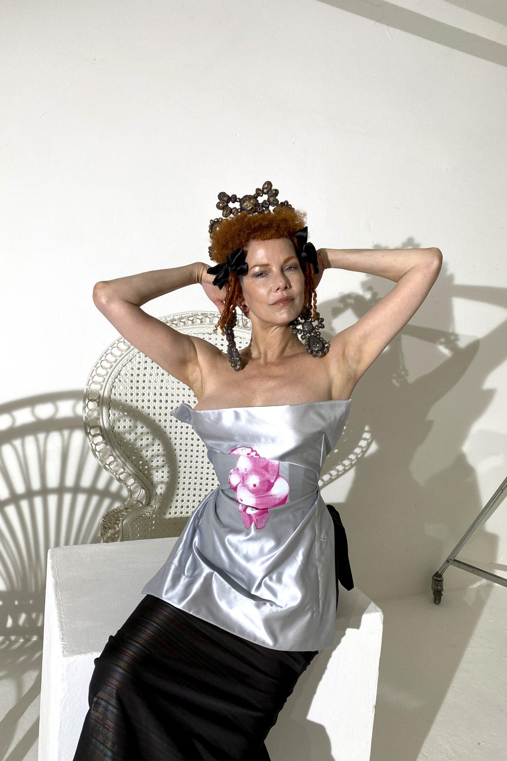 20. kép: Párizsi divathét - Andreas Kronthaler for Vivienne Westwood - 2021 tavasz-nyár - ready to wear