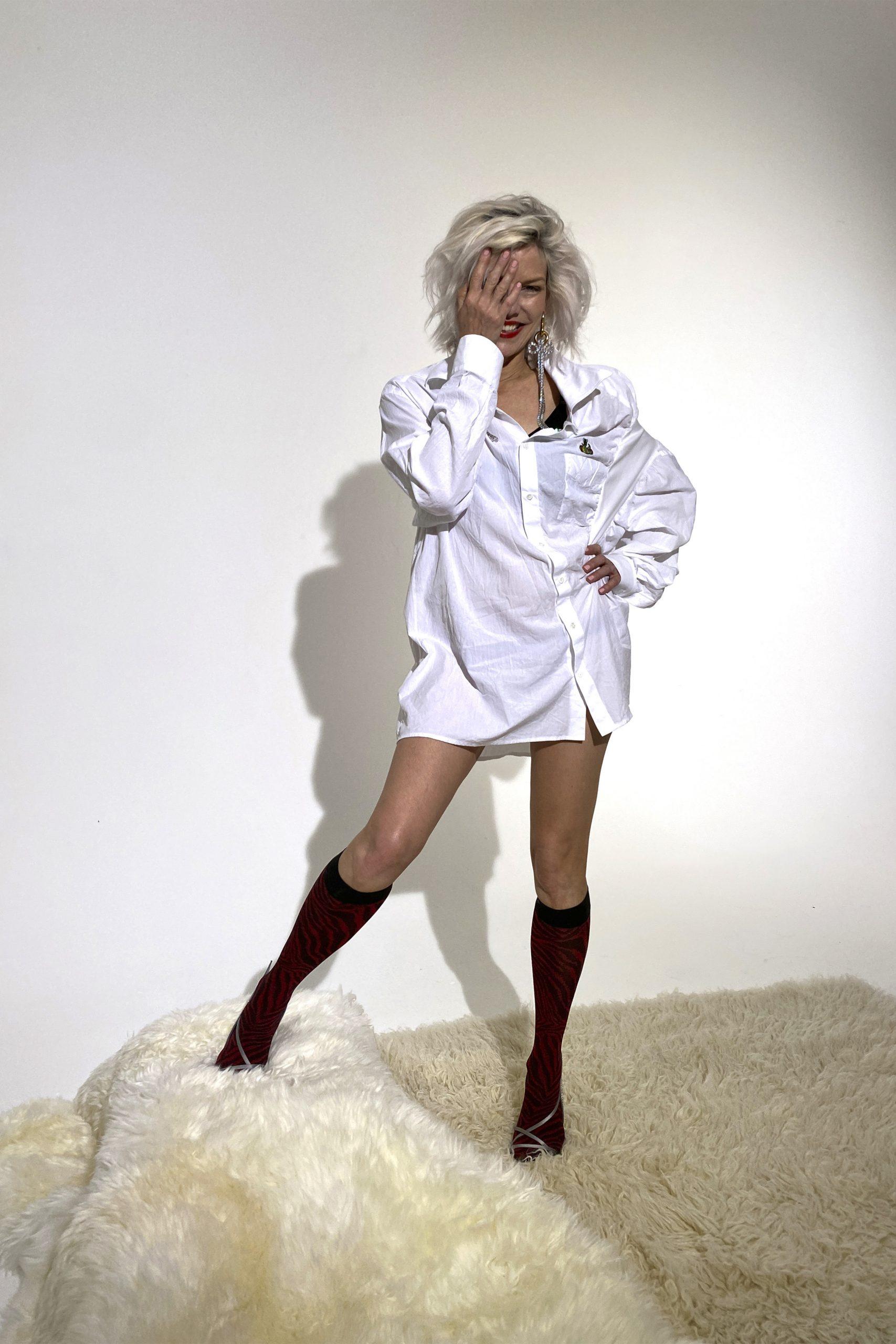 21. kép: Párizsi divathét - Andreas Kronthaler for Vivienne Westwood - 2021 tavasz-nyár - ready to wear