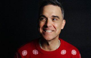 Robbie Williams Covid-témájú karácsonyi dallal menti meg az ünnepet