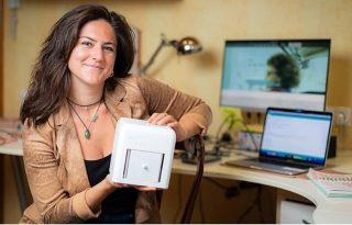 Otthoni mellrákteszt nyerte a nemzetközi tervezői díjat