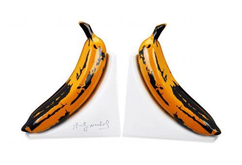 Támaszd meg a könyveidet Andy Warhol banánjaival