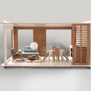 Babaház a jövő belsőépítészeinek