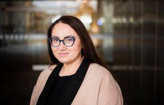 Fiatal nőként a parlamentben: Evelina Dobrovolska, az új litván igazságügyi miniszter