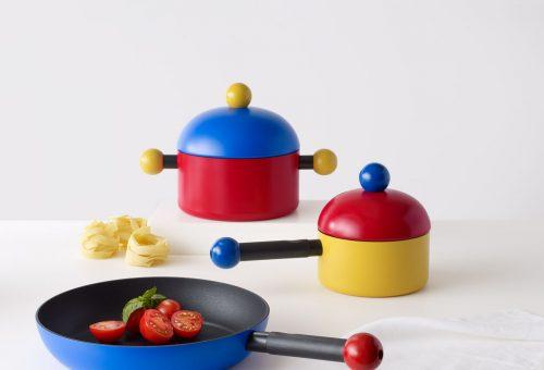 Az egész konyhát feldobják a vagány edények