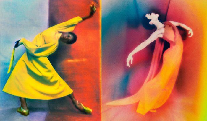 Világhírű balett-táncosok Zoomon álltak modellt a Carolina Herrerának