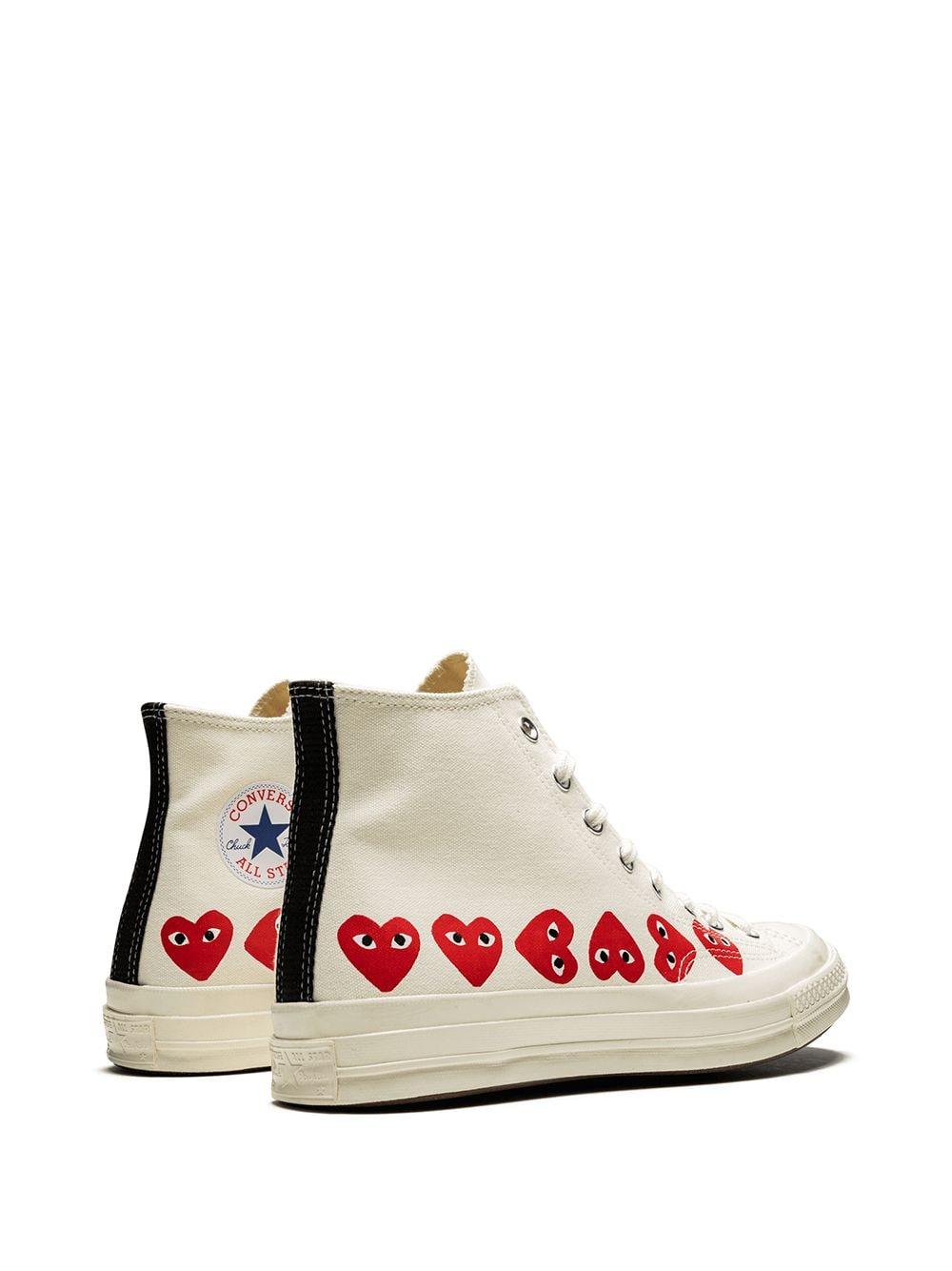 2. kép: CONVERSE Multiheart sneaker