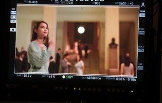 Less be velünk a legújabb magyar film, a Budapest, ahol a szerelem kezdődik forgatására