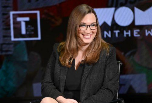 Sarah McBride, az USA első transgender szenátora