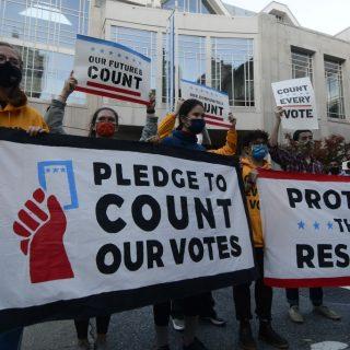 A sztárokat is kikészíti az elnökválasztás elhúzódása