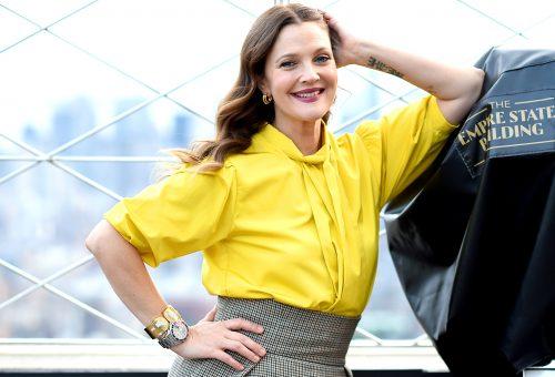 Drew Barrymore bíráskodott idén az Etsy dizájnversenyén